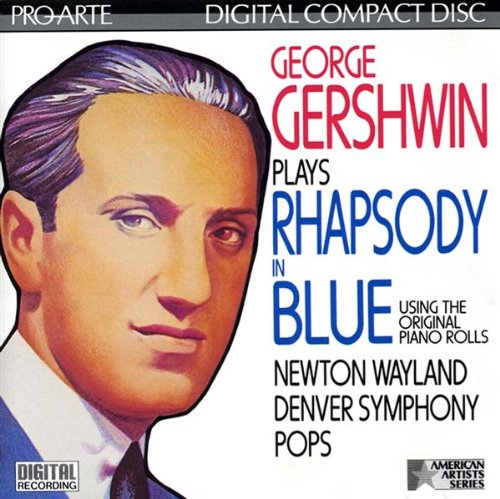 George Gershwin Plays Rhapsody in Blue (Using the Original Piano Rolls) - George Gershwin Piano Rolls