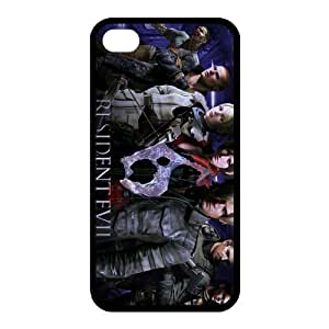 Custom Resident Evil Back Cover Case for iphone 4,4S JN4S-857