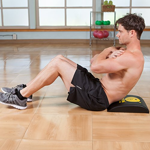 (Nayoya Abdominal Mat for Full Range of Motion Ab Workouts)