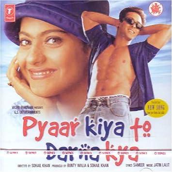 Pyaar Kiya To Darna Kya Indian Music Hindi Film Songs