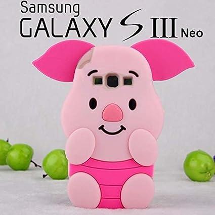 cover samsung s3 neo disney silicone