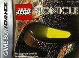 lego advance - Lego Bionicle GBA Instruction Booklet (Game Boy Advance Manual only) (Nintendo Game Boy Advance Manual)