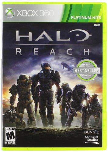 Halo Reach - Xbox 360 (Halo Game For Xbox 360)