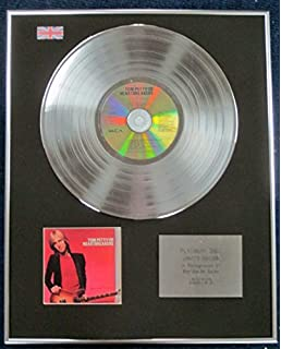 Amazon jay z cd gold disc record limited editionthe blueprint tom petty the heartbreakers limited edition cd platinum disc damn the torpedoes malvernweather Image collections