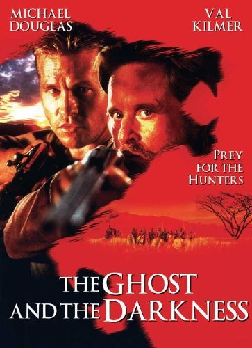 The Ghost and the Darkness POSTER Movie (27 x 40 Inches - 69cm x 102cm) (1996) (Style C)
