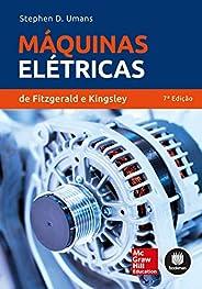 Máquinas Elétricas de Fitzgerald e Kingsley