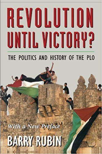 Book Revolution Until Victory?: The Politics and History of the PLO (Selection of the History Book Club) October 1, 1996