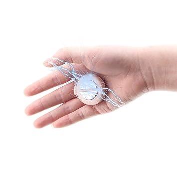 Zauberartikel & -tricks Funny Shocking Hand Buzzer Shock Joke Toy Prank Novelty Funny Electric Buzzer N