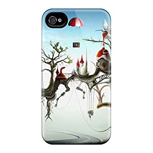 Hot New Drug Free Zone Case Cover For Iphone 5/5s With Perfect Design