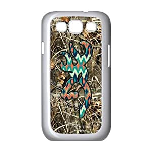 WEUKK Browning Camo Samsung Galaxy S3 I9300 cover case, customized case for Samsung Galaxy S3 I9300 Browning Camo, customized Browning Camo phone case