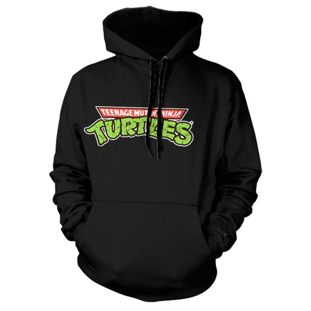 Teenage Mutant Ninja Turtles Logo Oficial Classic Black ...