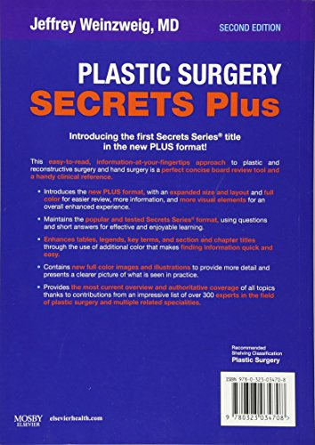 Plastic Surgery Secrets Plus, 2e