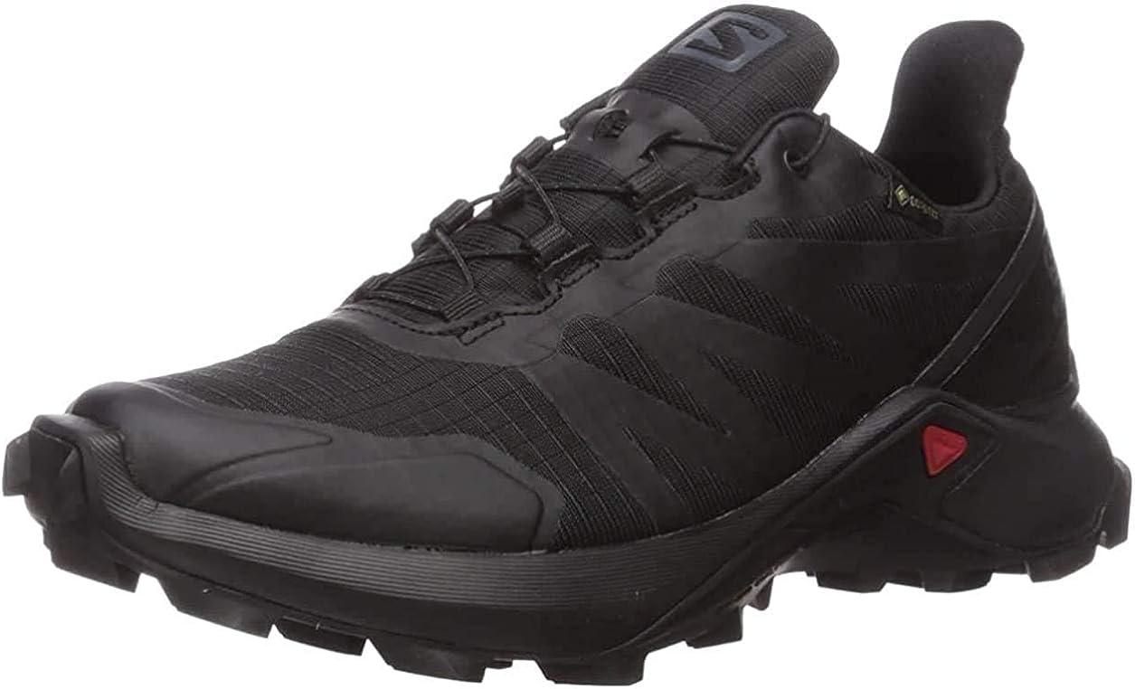 SALOMON Supercross GTX, Zapatillas de Running para Asfalto para ...