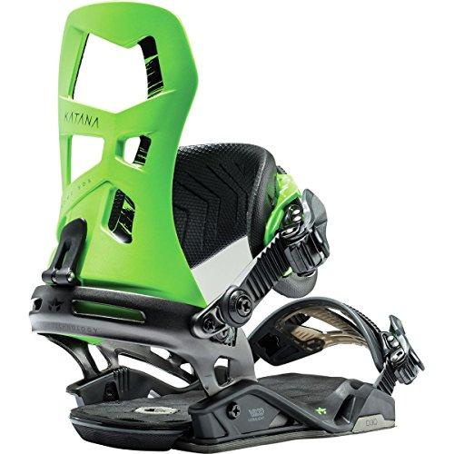 All Mountain Freeride Snowboard Bindings - 3