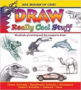 amazon draw really cool stuff doug dubosque 洋書