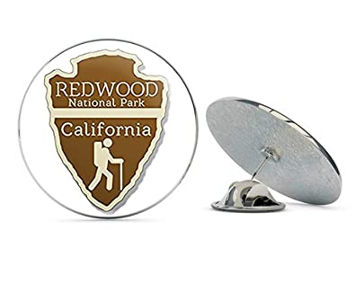 Amazon com: NYC Jewelers Arrowhead Shaped Redwood National