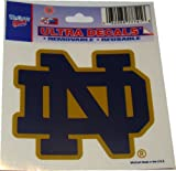 """NCAA Notre Dame Multi-Use Decal, 3"""" x 4"""""""