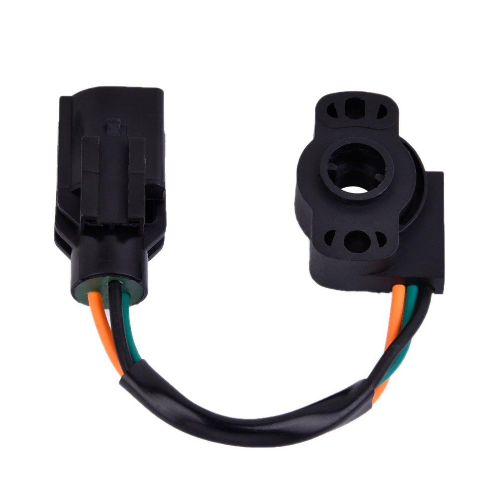 TOHUU TH44T Throttle Position Sensor TPS For F-150~F-350 Bronco E-350 Econoline Ford