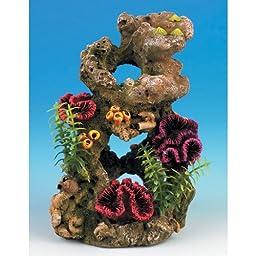 Caldex Limited Polyresin Coral Aquarium Decoration 18Cm