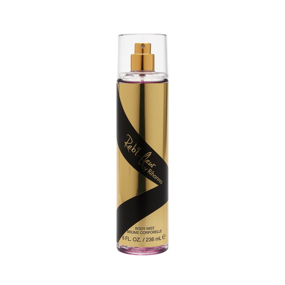 Rihanna Reb'l Fleur Body Mist for Women, 8 Ounce RH196942