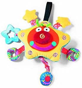 Amazon Com Manhattan Toy Whoozit Starz Lights And Sounds