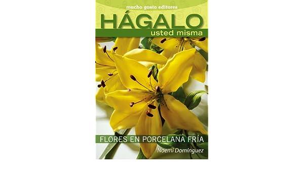 Flores En Porcelana Fria: Noemí Dominguez: 9789872499372: Amazon.com: Books