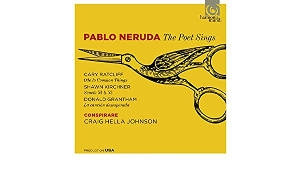 II. Oda a la Cama by Craig Hella Johnson and Conspirare Chamber Players Conspirare on Amazon Music - Amazon.com
