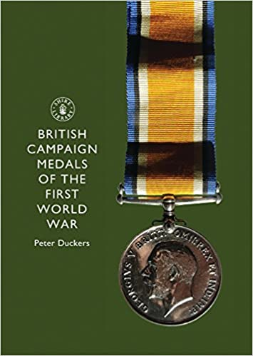 Read online British Campaign Medals of the First World War (Shire Library) PDF, azw (Kindle)