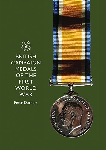 British Campaign Medals of the First World War (Shire Library)