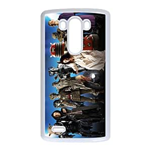Classic Case Doctor Who pattern design For LG G3 Phone Case