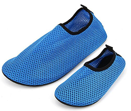 Barefoot Beach Surfing For Shoes Pool Blue Aqua Shoes Quick Water Swim Yoga Kids Dry Socks Bumud PqfYOf