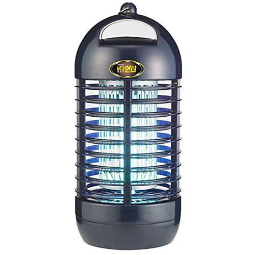 BugHunter Melody LED Electric Bug Zapper Mosquitto Insect Killer Destructive agent repellent Electric Shock Method Small 220V 10W by BugHunter