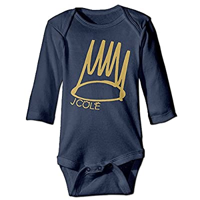 Baby Onesies J Cole Hiphop Logo Cute Baby Clothes Long Sleeve