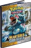 Ultra Pro Pokemon Card Supplies 9Pocket Large Portfolio Binder Heartgold Soulsilver Feraligatr Typhlosion