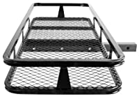 Rage Powersports HCB-4818 Style Bumper Cargo Hitch Carrier (48' Basket with a 500 lb. Capacity)
