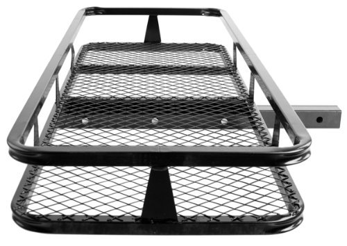 Apex HCB-4818 Steel Hitch Cargo Carrier -  500 lb Capacity