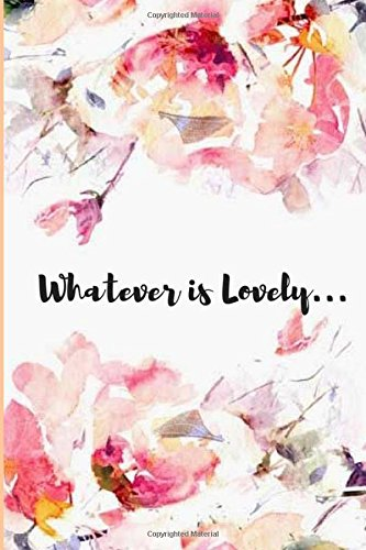 Whatever Lovely Sparkle Inspired Notebooks product image