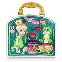 Disney Animators' Collection Tinker Bell Mini Doll Play Set - 5'' - New