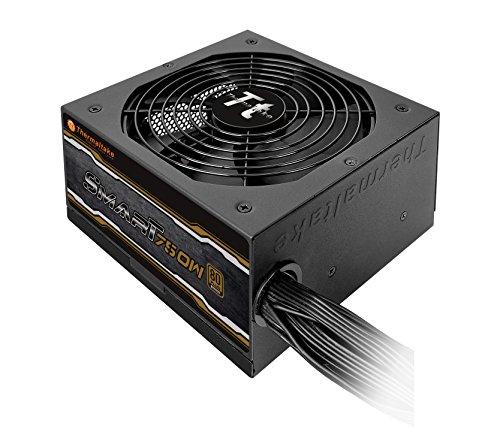 Thermaltake Smart 750W 80+ Bronze ATX 12V 2.4/EPS 12V 2.92 Power Supply SP-750PCBUS