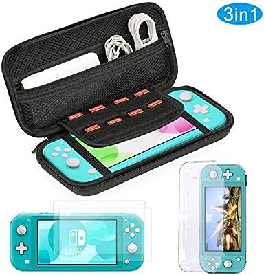 Bestico Kit de Accesorios para Nintendo Switch Lite, Protección ...