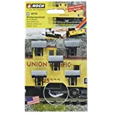 Noch 60156 Track Cleaner US Freight HO Scale Model Figures