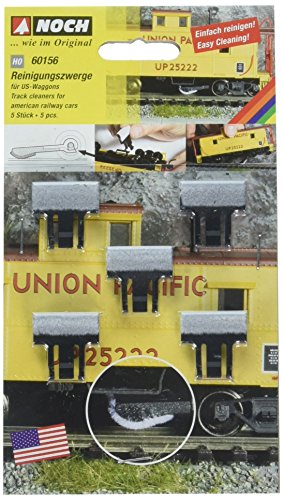 Noch 60156 Track Cleaner US Freight HO Scale Model