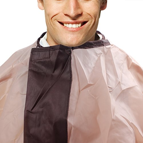 EWIN(R) 1PCS New Style Hair Cutting Cloak Umbrella Cape Salon Barber Hairdressing Gown Family For Adult (ADULT SIZE) by ewinever (Image #3)