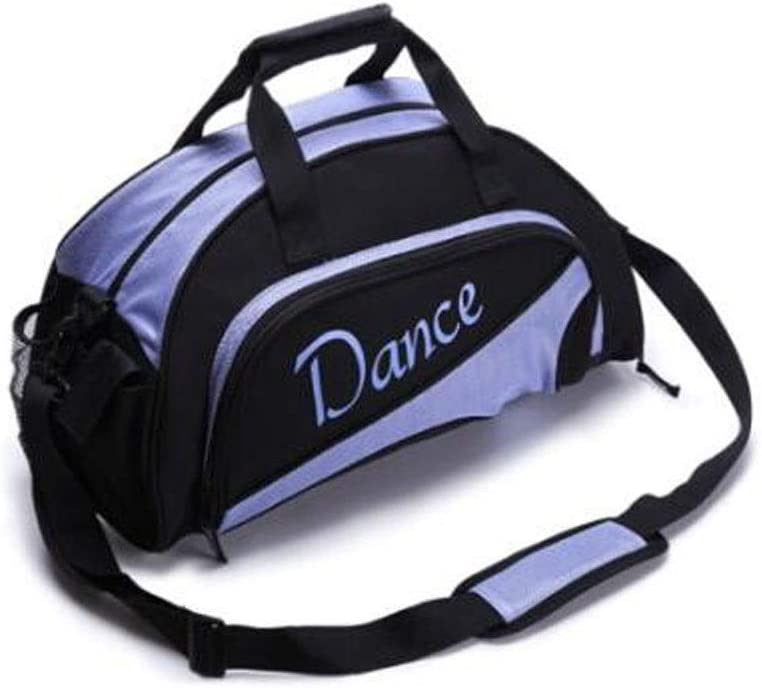 Dance Bag Size: 482030cm Concise Children Ballet Latin Dance Bag Chenjinxiang Sports Bag Fashion Large-Capacity Yoga Exercise Bag Multi-Color Selection