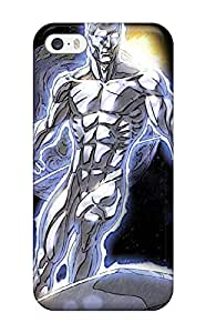 ZippyDoritEduard XHfLQNL5783mIKyA Protective Case For Iphone 5/5s(silver Surfer)
