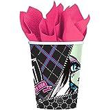 Set de vasos Monster High