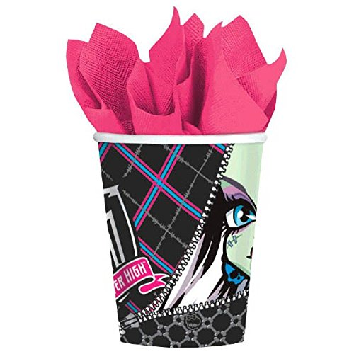 Cups | Monster High Collection | Party Accessory -