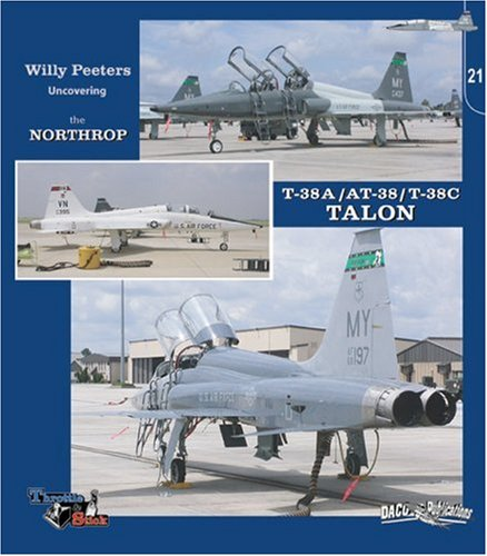 Uncovering the Northrop's T-38A / AT-38 / T-38C Talon, for sale  Delivered anywhere in USA