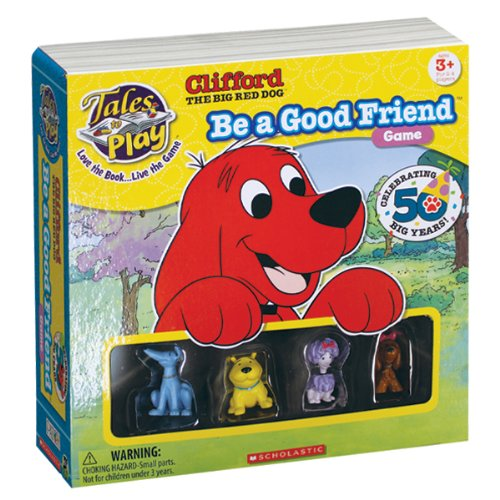 Clifford: Be a Good Friend