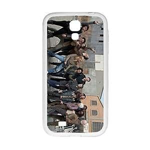Cool painting walking dead cuarta temporada Phone Case for Samsung Galaxy S4